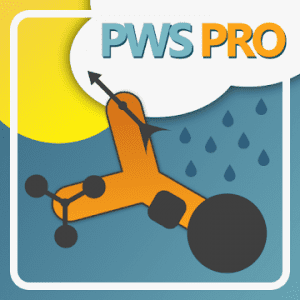 Meteo Monitor 4 Personal Weather Stations PWS PRO
