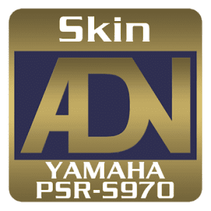 SKIN YAMAHA PSR S970 FOR ORG 2019
